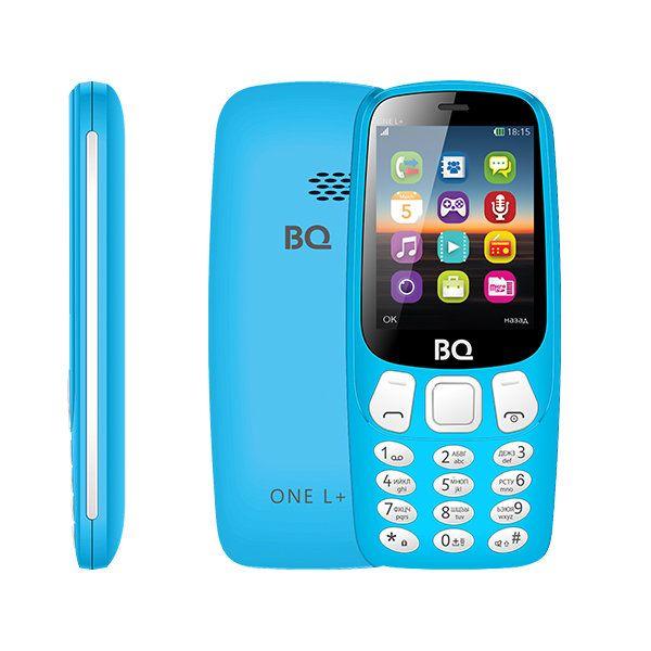 Мобильный телефон BQ BQM-2442 One L+ (blue)